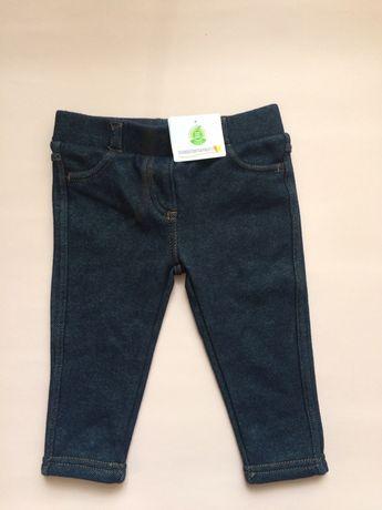 Теплі джинси/лосіни на дівчинку