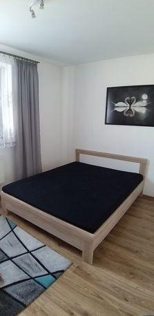 Łóżko łoże 160/200 gruby materac OKAZJA