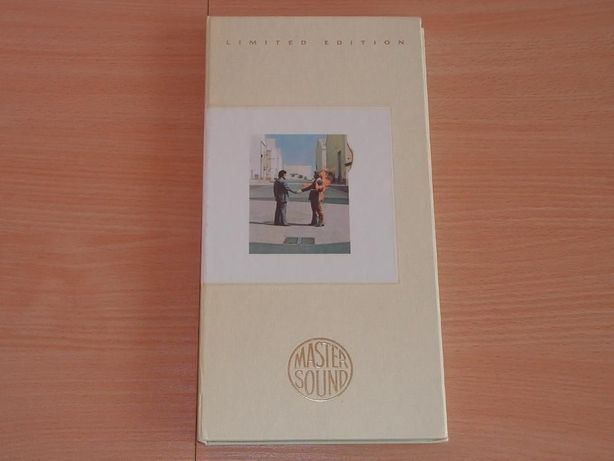 Pink Floyd - Wish You Were Here CK-53753 Longbox 24 karat gold