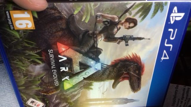Ark ps4, survival evolved , sklep Tychy