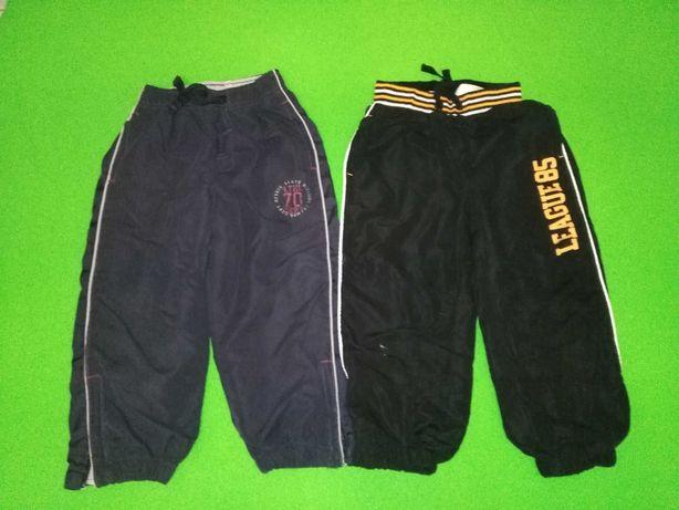 Spodnie ocieplane 98