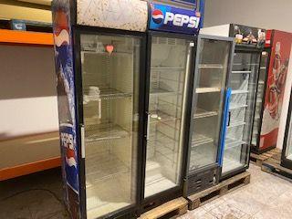 Szafa chłodnicza lodówka sklepowa chłodziarka