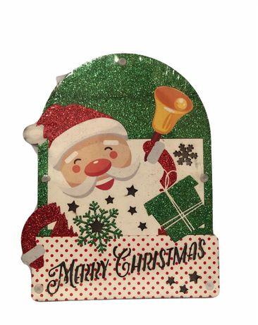 """Новогоднее Led украшение """"Санта Клаус"""" IMPULS"""