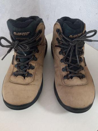 Сапоги, ботинки хайтопйи демісезонні Hi-tec Waterproof 34 розмір