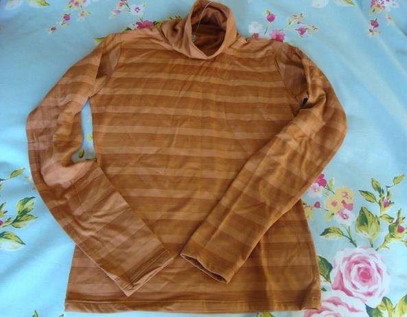 Camisola para 10 a 12 anos cardada NOVA, com etiquetas de preço