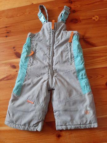 Spodnie narciarskie coccodrillo r. 80
