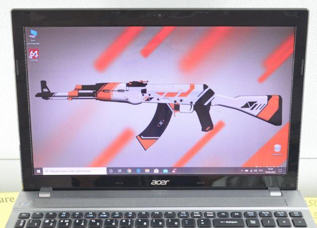 Игровой ноутбук ACER V3-571G. CORE I7/NvidiaGeForce. Магазин SIGMA