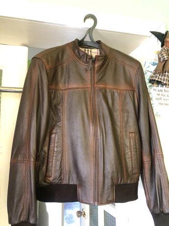 Шкіряна куртка PARSS (L)