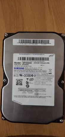 HDD 200gb SATA 3.5''