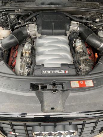Двигатель audi s6 5.2 fsi s8