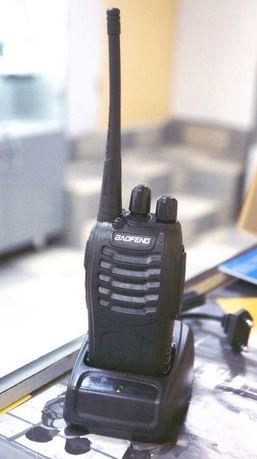 Рация, Радиостанция Baofeng BF-888S до 5Вт гарнитура