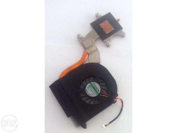 dissipador de calor/cooler com ventoinha incorporada