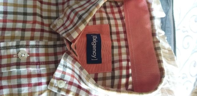 Camisa homem Exigency como nova