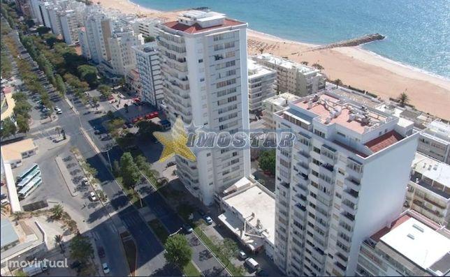 Apartamento T2 c/vista mar - Quarteira