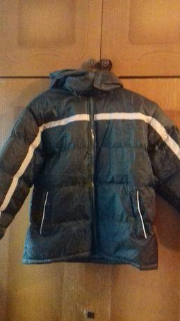 Курточка  теплая!