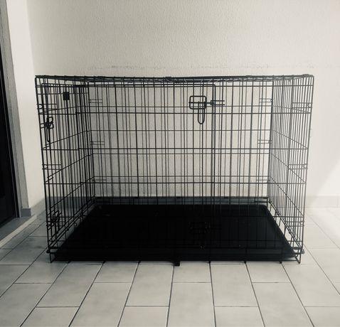 Jaula/Transportadora para cães Grande