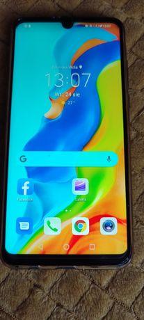 Huawei p30 lite oraz zegarek Huawei band 4 pro