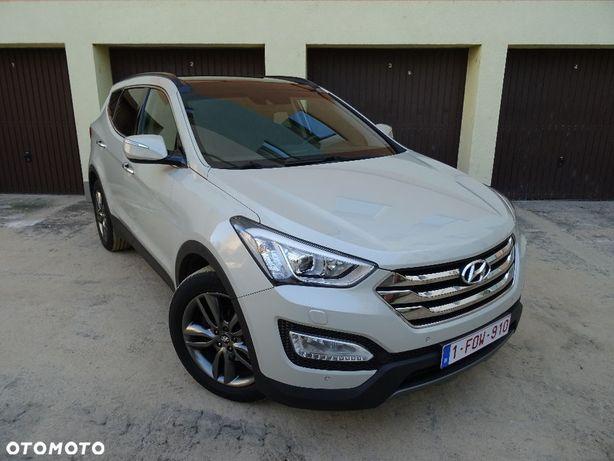 Hyundai Santa Fe 2.0crdi150KM_TotalnaFullOpcja_MegaStan_ASO_Oryg.Lak_Opłaty! ! !
