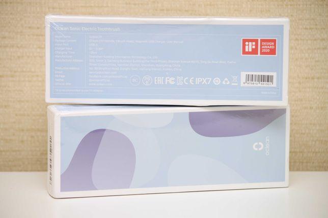 Электрическая зубная щетка Oclean F1 Dark Blue / Light Blue