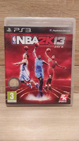 Gra NBA 2k13 playstation 3 Ps3