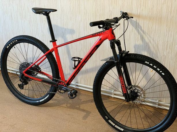Велосипед Scott Scale 970 red (merida giant trek cube ktm)