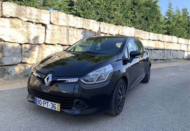 Renault Clio Dynamique 90 cv - 2015