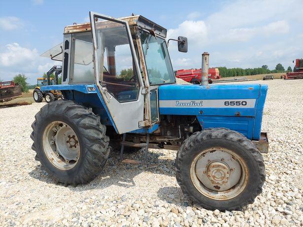 Landini 6550 4x4 ciągnik rolniczy