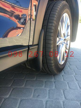 Брызговики на автомобиль Mazda CX-5 2017-2020.брызговички мазда сх-5 2
