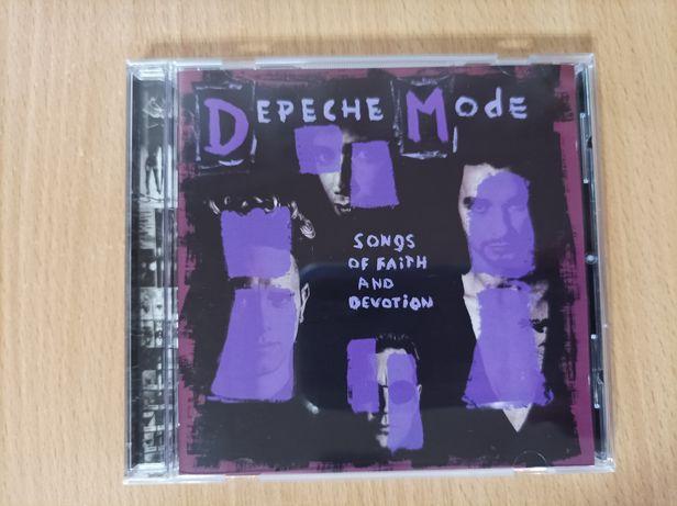 CD фирменный Depeche Mode - Songs Of Faith And Devotion