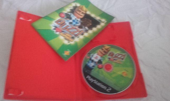 BUZZ Desportivo PS2