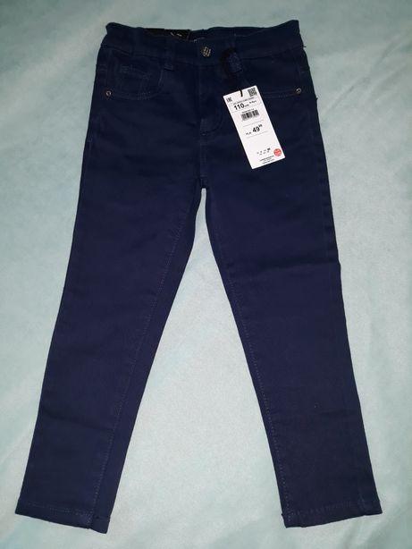 Темно-синие джинси Reserved р. 104-110 НОВЫЕ