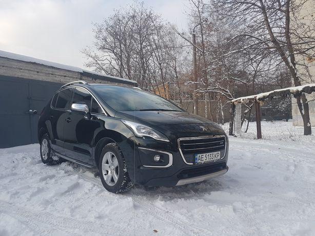 Peugeot 3008 HIBRID 4×4