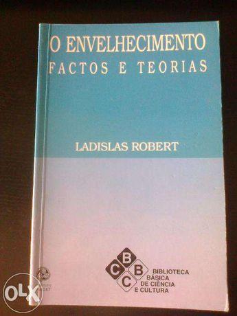 """Livro """"o envelhecimento - factos e teorias"""" novo"""