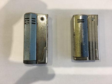 Дві рарітетні  запальнички