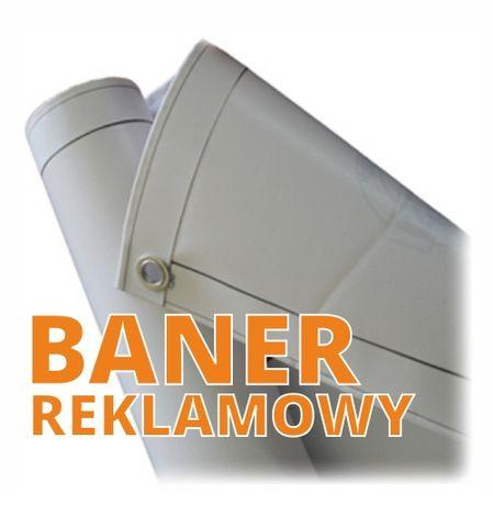 Od 9,99zł/m2! Banery reklamowe, Baner, Plandeka, Siatka MESH! Reklama!