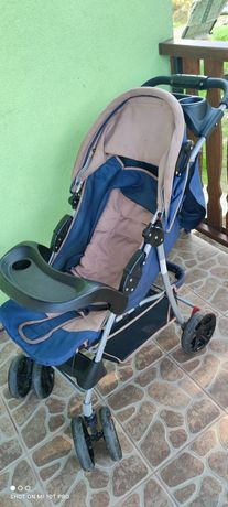 Wózek spacerówka dziecięca.