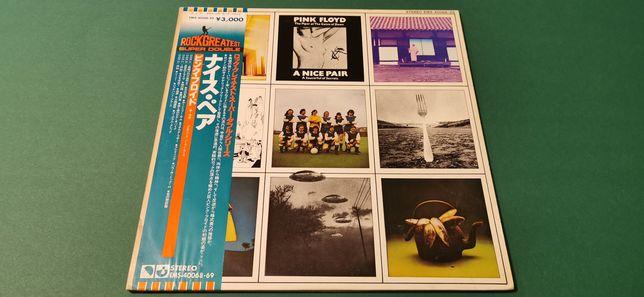 PINK FLOYD - japan obi vinyl, płyta winylowa