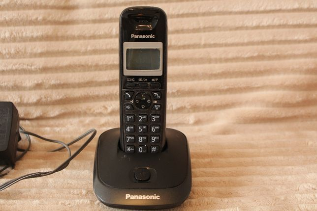 Telefon stacjonarny bezprzewodowy Panasonic KX-TG2511PD