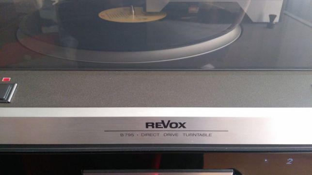 Gramofon Revox B795