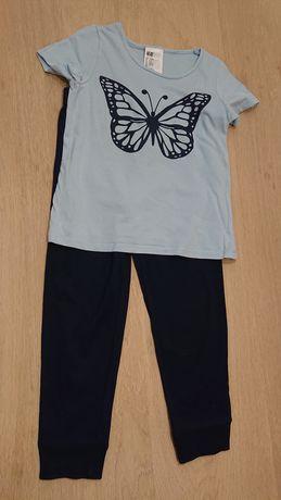 Piżama piżamka r. 116 stan idealny
