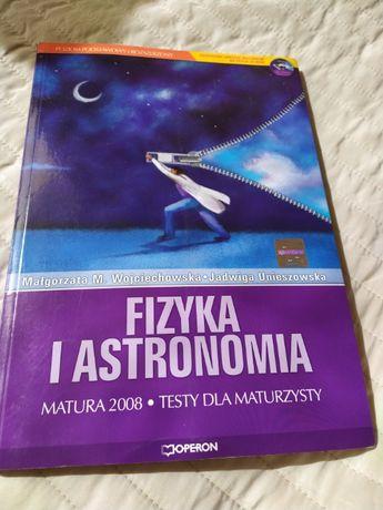 Fizyka i astronomia, matura, testy dla maturzysty, OPERON