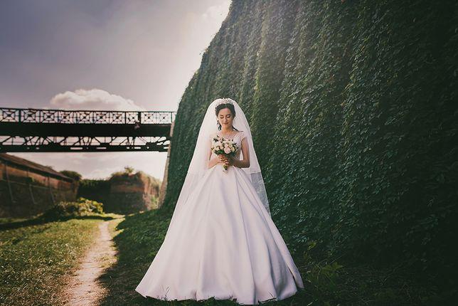 Вишукана весільна сукня. Весільна сукня. Свадебное платье