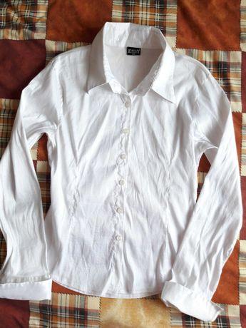Белая рубашка Турция размер М