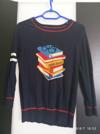 Тонкий свитер colins s