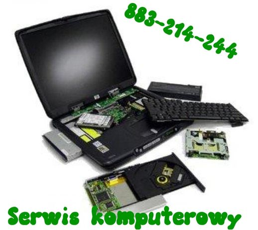 Serwis komputerowy - Kompleksowa oferta