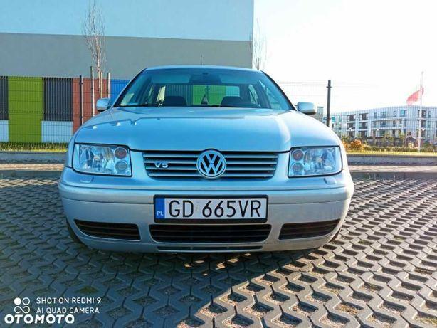 VW Bora 2.3 V5 150 KM Sedan Benzyna Niski Przebieg Climatronic Lublin