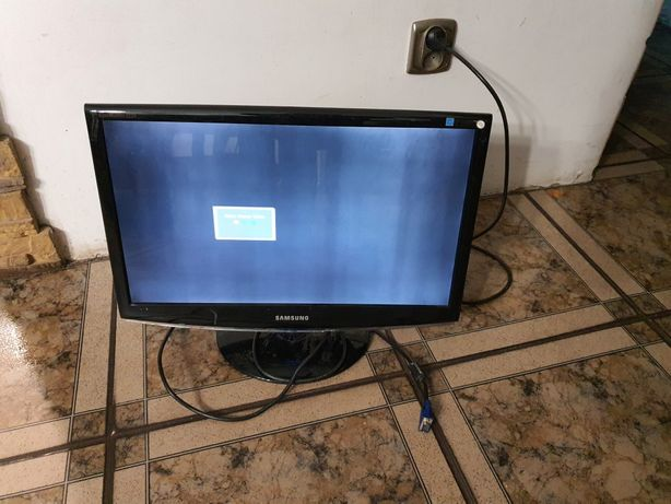 Monitor 22 cal samsung