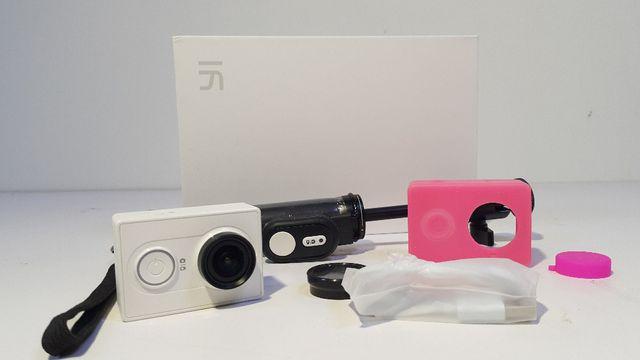 Kamera sportowa Xiaomi YI Full HD 2K Selfiestick z pilotem bluetooth