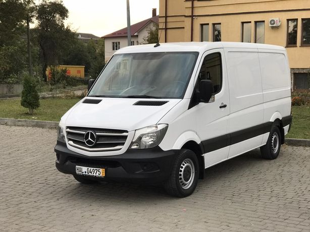Mercedes Benz Sprinter 314