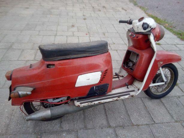 Tatran Jawa Cz skuter czechoslowacki
